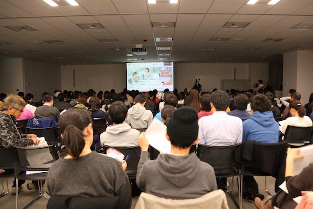 会場の雰囲気 大阪 あべのハルカス クリエイター200人祭り