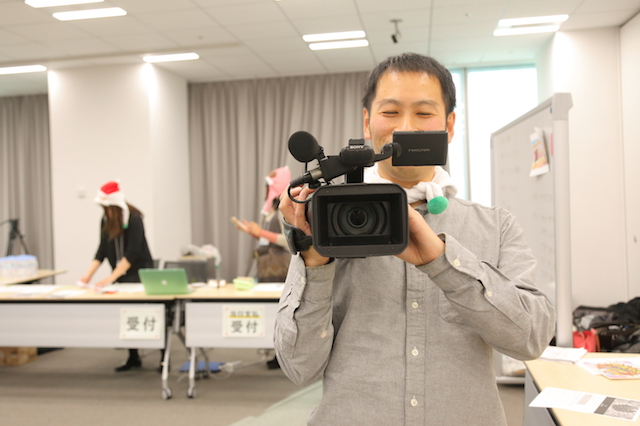 撮影係 大阪 あべのハルカス クリエイター200人祭り