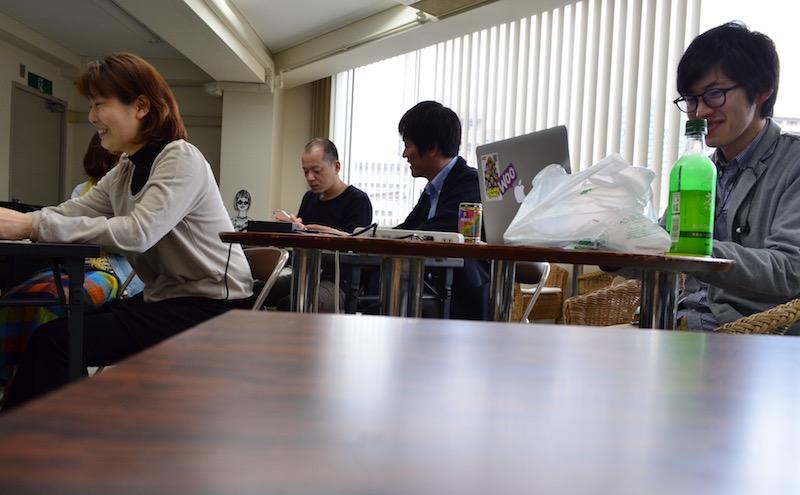 第10回 ホームページ作成セミナー WordPress編 大阪南堀江 実習